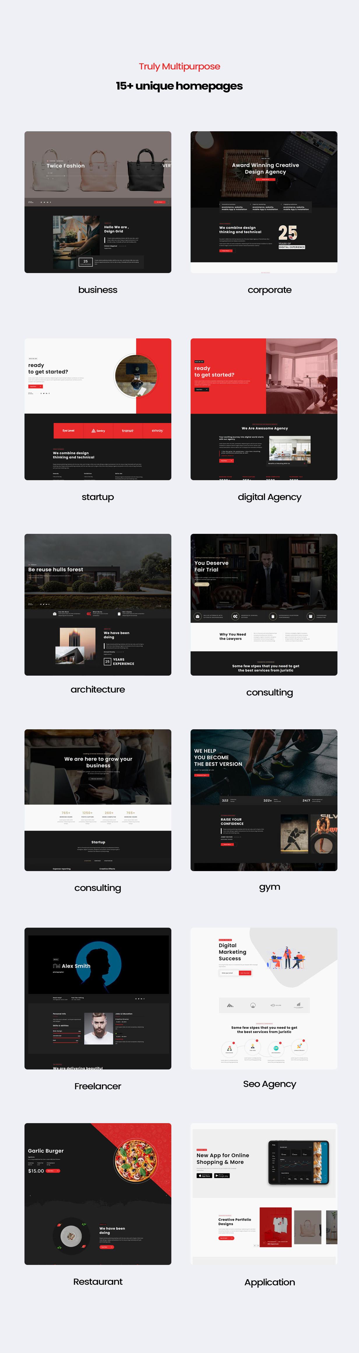 Droop - Creative Ajax Portfolio Multi-Purpose HTML Template - 1
